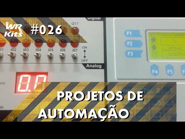 PARTIDA ESTRELA-TRIÂNGULO COM CLP ALTUS DUO | Projetos de Automação #026