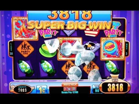 Jackpot Block Party Wms Super Big Win Slot Machine