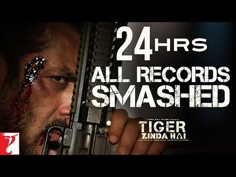 24 Hours: All Records Smashed   Tiger Zinda Hai Trailer   Salman Khan   Katrina Kaif
