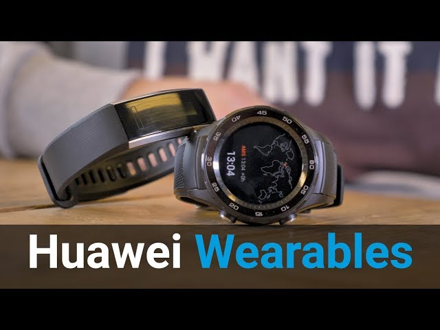 Belsimpel-productvideo voor de Huawei Watch 2 Sport 4G Orange