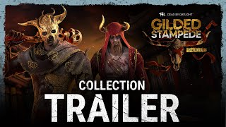 Dead by Daylight | Gilded Stampede Collection Trailer