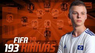 193-AS DRAFT KIHÍVÁS!!! (FIFA 19)