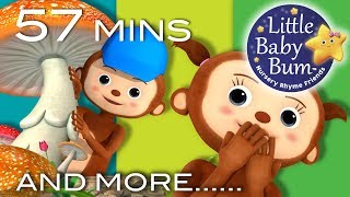 Little Baby Bum | Peekaboo Song | Nursery Rhymes for Babies | Songs for Kids