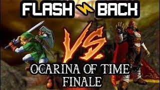 FLASHBACK Ocarina of Time FINALE -  The Legend.
