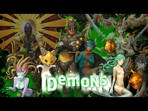 The Demons of Shin Megami Tensei IV: Apocalypse