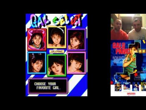 Gals Panic // Arcade // Jugando a Dobles Cap. 28 // RETRO