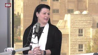 جورجينا إبراهيم - خبيرة إتيكيت ومدربة مهارات حياتية - استضافة صح ...
