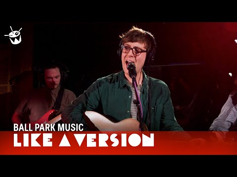 Ball Park Music cover Powderfinger 'My Happiness' for Like A Version