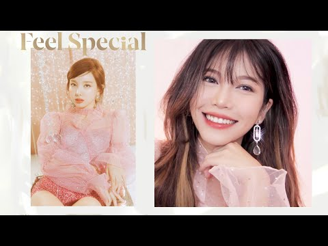 """TWICE """"Feel Special"""" M/V Nayeon Inspired Makeup I OLIVE YOUNG Global"""