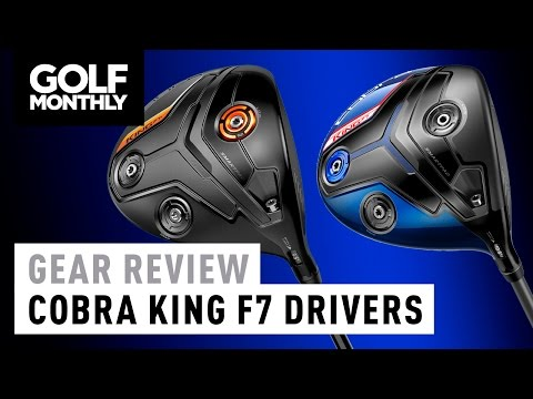Cobra King F7 Drivers R Poster