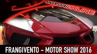 Frangivento Asfanè al Motor Show 2016