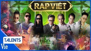 TỔNG HỢP TẤT CẢ PHẦN TRÌNH DIỄN ẤN TƯỢNG TẠI RAP VIỆT 2020 | Rap Việt Best Collection
