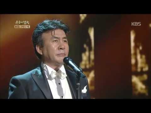 [HIT] 불후의 명곡2, 송년(End of the Year) 특집-박영규(Park Yeong Gyu) - 남몰래 흐르는 눈물.20141227