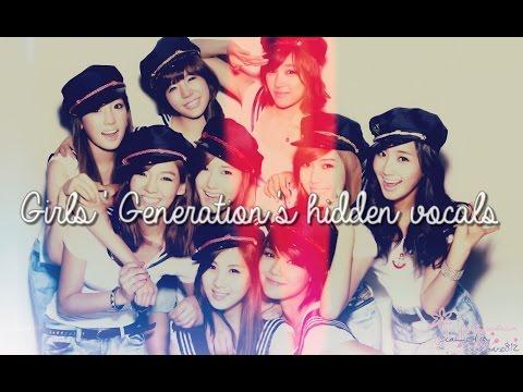 소녀시대_Girls' Generation's adlibs/hidden vocals in songs (COMPILATION - ENG SUBS)