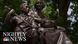 North Carolina's Debate On Confederate Monuments Rages On | NBC Nightly News
