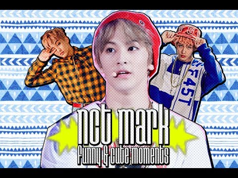 NCT Mark Funny & Cute Moments
