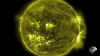 وكالة ناسا قدرت تسجل صوت الشمس!    الشمس بتنادي ع القمر... سبحان الله ...