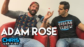 Adam Rose Reveals What He Thinks About No Way Jose's Similar Entrance