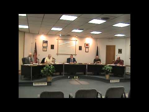 Rouses Point Village Board Meeting  10-4-10