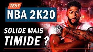 Vidéo-Test : NBA 2K20 : Solide mais timide ?   TEST