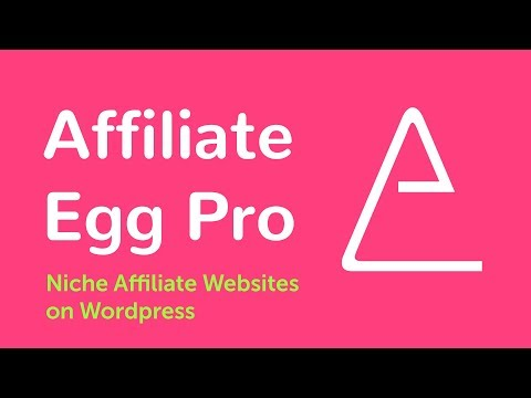 video Affiliate Egg Pro 9.1.8