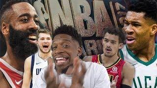 WHO REALLY DESERVES MVP & ROTY THIS YEAR! NBA AWARDS 2019 PREDICTIONS