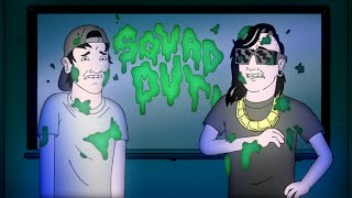 Skrillex & JAUZ「SQUAD OUT! 」feat. Fatman Scoop