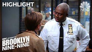 Holt Finally Meets Rosa's New Girlfriend - Brooklyn Nine-Nine (Episode Highlight)