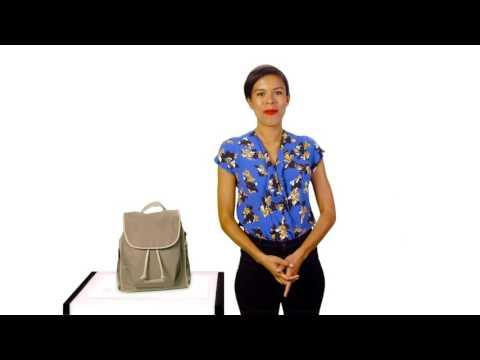 Brahmin Serena Backpack Video