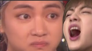 BTS on the Ellen Show but it goes terribly wrong