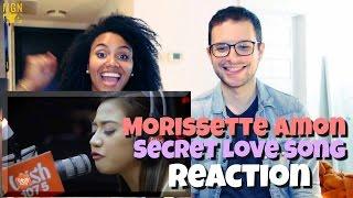 Morissette Amon sings 'Secret Love Song' (Little Mix) Reaction