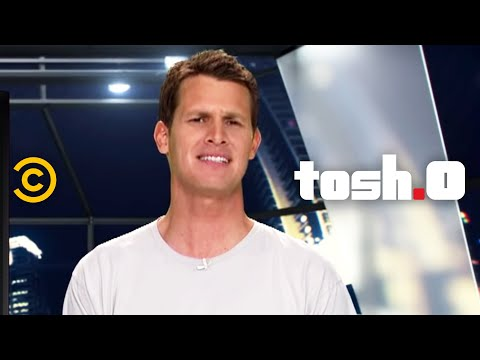 Tosh.0: Video Breakdown - Twister - Smashpipe Comedy