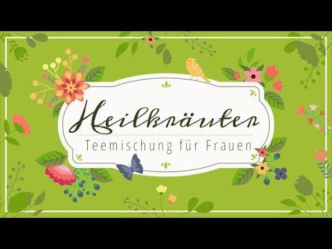 Heilkräuter - Tee - Mischung für Frauen