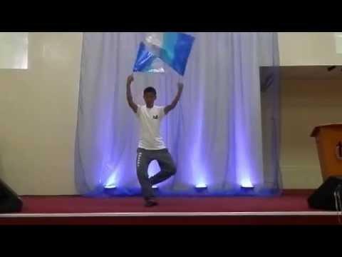 Tutorial de danza con Banderas (parte 1) - Nada es imposible
