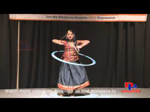 Part 5 Anisha Performing at NATS Balala Sambaralu 2013