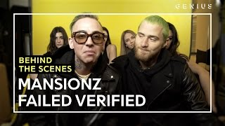 """Mansionz (Mike Posner & blackbear) """"stfu"""" Failed Verified 