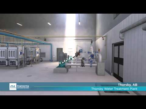 Thorsby Water Treatment Plant