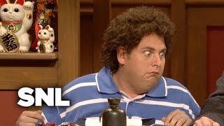 Adam Grossman: Dinner With Dad's New Girlfriend - SNL