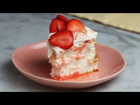 Angel Food Cake Hack To Satisfy Your Cravings ? Tasty