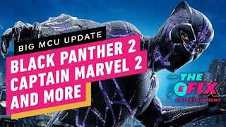 Marvel Phase 4 Trailer Reveals Black Panther 2 Title + More MCU Updates - IGN The Fix: Entertainment