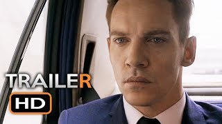 Damascus Cover Official Trailer #1 (2018) Jonathan Rhys Meyers Thriller Movie HD