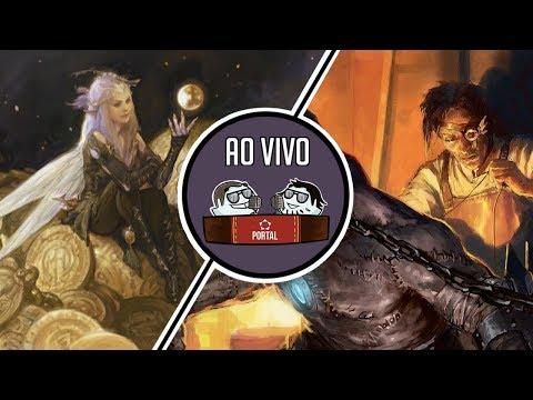 Pionner ao vivo- Selesnya Bogles  vs dredgeless dregde | Rodada 1 | Dia 31/10 | Gameplay Físico