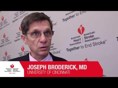 EMS Systems for Stroke Patients - University of Cincinnati's Dr. Joseph Broderick