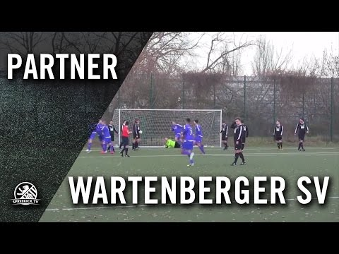 Wartenberger SV - VSG Altglienicke II (Bezirksliga, Staffel 3) - Spielszenen | SPREEKICK.TV
