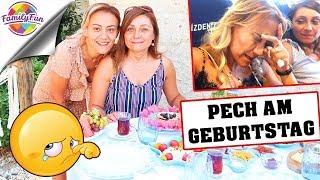 PECH am GEBURTSTAG - KRANK und VERZWEIFELT - Family Fun