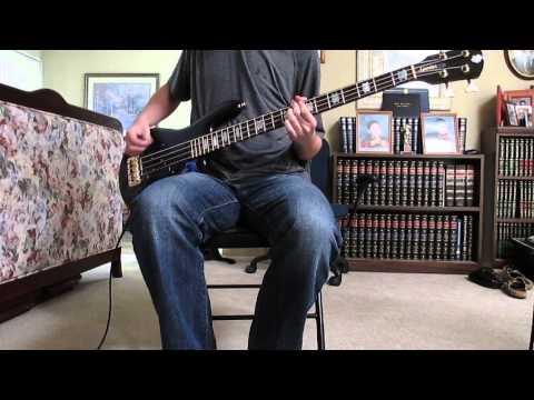 Chevelle - Breach Birth Bass Cover