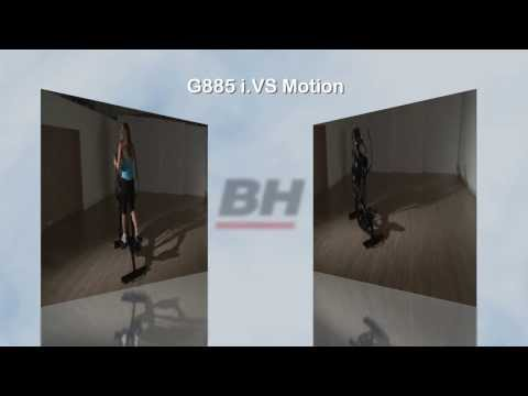 Vídeo Industrial de Back Focus Producciones: G885 i.VS Motion