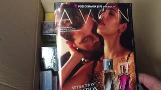 Unboxing Avon C6-2019 | Geantă Daisee | Ceas Kyla | 🥰