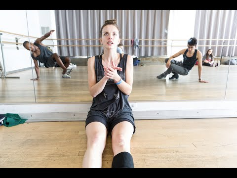 Tap Dancer and Choreographer Michelle Dorrance, 2015 MacArthur Fellow
