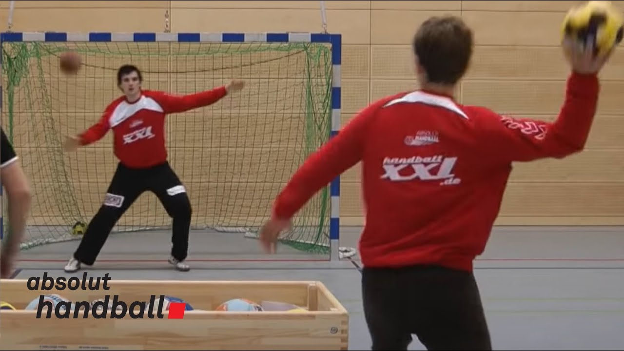 training d jugend handball